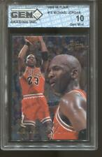 1995-96 Michael Jordan Flair #15 Gem Mint 10 Chicago Bulls