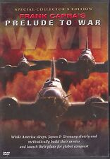 Prelude to War (DVD) Frank Capra Special Collector's Edition