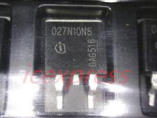 10PCS IPB027N10N5 027N10N5 TO-263