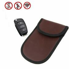 Car Key Signal Blocker Case Mobile Phone Carkey Keyless Entry Fob Jammer Pouch