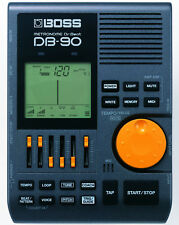Boss Db-90 Metronome Seth Wooden Works Digital Drums Guitar Bass Vocals Keys