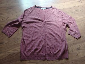 Ladies Fat Face Cardy Size 18