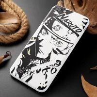 Fo Apple iPhone X XS Naruto Uzumaki Anime Manga Cartoon New 3D Relief Case Cover
