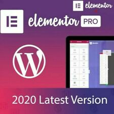 Elementor PRO ~ Theme Page Builder Premium Plugin WordPress ~ WP Unlimited Sites