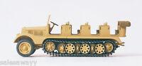 Preiser 16544 Halbketten-Zugmaschine 3 to (SdKfz 11), DR 1939-45,  Bausatz, H0