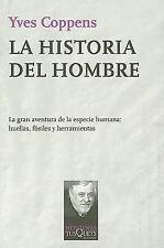 La historia del hombre (Metatemas) (Spanish Edition)-ExLibrary