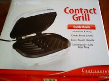 Continental Electric Contact Grill, Brand New