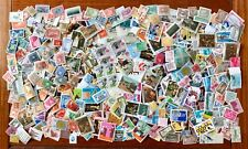600+Worldwide Stamps Mostly MNH Some Used- All Different