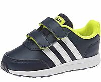 ADIDAS VS SWITCH 2.0 CMF scarpe bambino sportive sneakers kids casual strappo