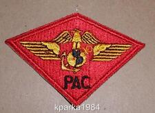 WW2 ERA US MARINE CORPS HQ AIR FLEET MARINE FORCE PACIFIC PATCH - SECOND DESIGN