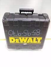 """DEWALT 6 1/2"""" CIRCULAR SAW W/CASE  9W007 *kjs*"""
