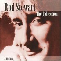 """ROD STEWART """"THE COLLECTION"""" 3 CD NEW!"""