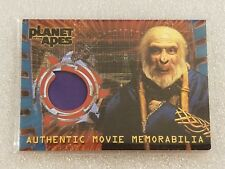 Topps 2001 Planet of the Apes SANDAR'S ROBE Authentic Movie Memorabilia Card