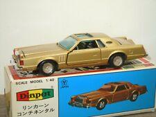 Lincoln Continental - Diapet Yonezawa Toys G-84 Japan 1:40 in Box *36686