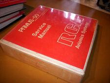 RCA Primus 50 Radar Service Manual