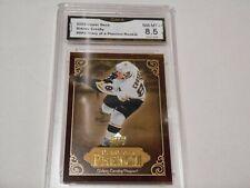 Sidney Crosby GRADED ROOKIE!! 2005/06 UD Diary #DP2 Penguins MVP!! 8.5%