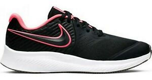 Nike Star Runner 2 GS Black Sunset Trainer Sports Fitness Running Walking Gym