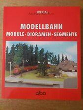 Modellbahn segmentos de dioramas de módulos ( Especial ) por el alba Editorial