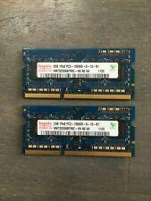 4GB 2x2GB DDR3 Memory MacBook Pro 13 15 17 2010 2011 2012 Mac Non-ECC RAM