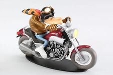 "MOTO 1/18 YAMAHA 1200 VMAX JOE BAR TEAM "" Pierre Leghnome "" RESINE"