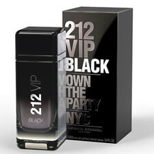 Carolina Herrera - 212 Vip Black  Eau de Parfum for men Spray - New Launch