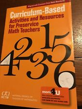 Curriculum-Based Activities and Resources for Preservice Math Teachers by...