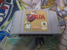 Zelda Ocarina of Time Nintendo 64 N64 (Fast Shipping)