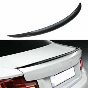 REAL Carbon Fiber P Trunk Boot Spoiler Wing For BMW F87 M2 F22 Coupe 14-20 19 15