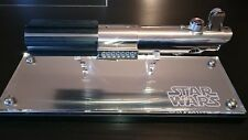 Lightsaber Premium Display Case (not Master Replicas, Efx)