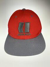 Armada Skis Trucker Snapback Hat Cap Apparel Wool Blend