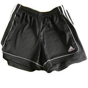 Adidas Shorts Womens Black Shorts Training Large