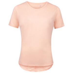 adidas Adaptable Length Damen Fitness T-Shirt Oberteil EI5429 Gr. L rosa neu