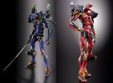 -=] BANDAI - METAL BUILD Neon Genesis Evangelion EVA-01 & EVA-02 Prod. Model [=-