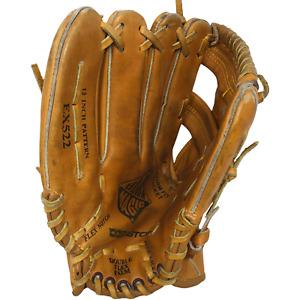"VTG Easton EX522 Black Magic Double Flex Palm 12"" Baseball Glove Mitt LHT"