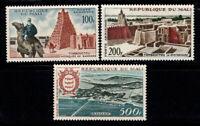Mali 1961 Mi. 26-28 Postfrisch 100% Ansichten