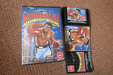 Boxing Sega Mega Drive Video Games with Manual