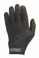 CamelBak Black Vent Gloves with Logo (X-Small)