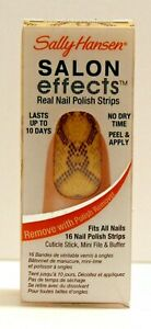 Sally Hansen Nail Polish Strips   Many Colors To Choose From! Buy More & Save