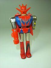 ROBOT POPY  SHOGUN WARRIORS METAL DRAGUN GETTER ROBO POUR PIECES OU A RESTAURER