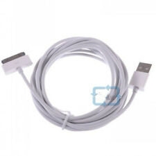 White 3M/10FT 30 Pin USB Data Sync Charging Cable Cord For iPhone 3 3G 3GS 4 4S