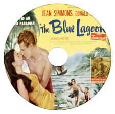 The Blue Lagoon - Jean Simmons, Donald Houston - Adventure - 1949 - DVD