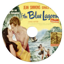 The Blue Lagoon - Jean Simmons, Donald Houston - Adventure - 1949 - DVD