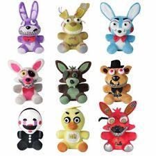 Five Nights at Freddy's Plushie FNAF Plush Toy Stuffed Doll Kids Birthday Gift