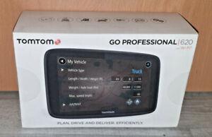 TomTom GO Professional 620 LKW Europa EU Navi 6 Zoll WiFi (Trucker Navigation)