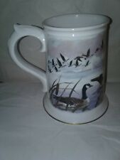 Franklin Mint 1983 THE CANADA GOOSE Stein
