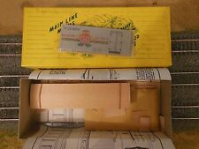 HO SCALE VINTAGE MAIN LINE SONOMA WINES 40' PRIVATE OWNER REEFER KIT