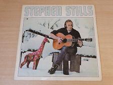 Stephen Stills/Self Titled/1970 Atlantic LP/Plum Label