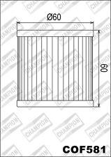 COF581 Filtre À Huile CHAMPION HyosungGV650 Aigle EFI6502009 2010 2011 2012