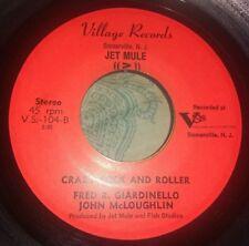 JET MULE N.J. BAND VG/VG+ RARE Garage Psyc -LISTEN