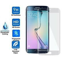 Samsung Galaxy S6 Edge Plus Tempered Glass Full Cover Film Screen Protector